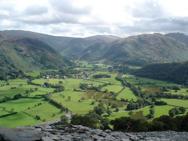 Borrowdale - Lake District walk