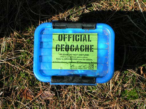 A Getting Started Guide: Geocaching-getting-started-geocaching-cache